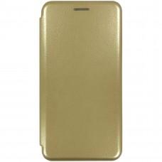 Чехол-книжка Оригинал Samsung Galaxy A12 (2020) (Золотой)