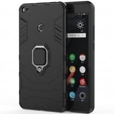 Бронь-чехол Ring Armor Case Xiaomi Mi Max 2 (Чёрный)