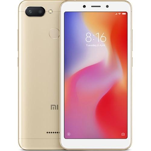 Мобильный телефон Xiaomi Redmi 6 3/32Gb (Gold)