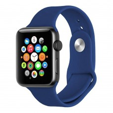 Ремешок Apple Watch Silicone 38 / 40mm (12) Royal Blue