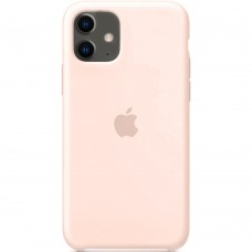 Чехол Silicone Case Apple iPhone 11 (Pink Sand)