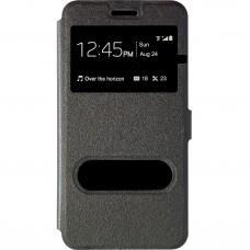 Чехол-книжка Tep Color Huawei Y3-2 (Чёрный)