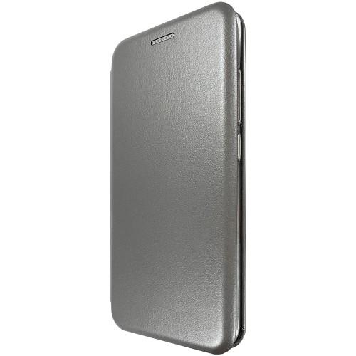 Чехол-книжка Оригинал Xiaomi Redmi 4a (Серый)