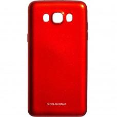 Силикон Molan Shining Samsung Galaxy J7 (2016) J710 (Красный)