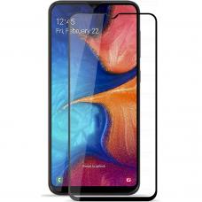 Стекло Samsung Galaxy A20 / A30 / A50 / M30 (2019) Black