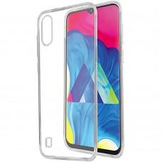Силиконовый чехол WS Samsung Galaxy M10 (2019) (прозрачный)