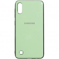 Силикон Zefir Case Samsung Galaxy A10 (2019) (Зелёный)