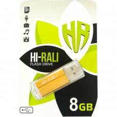 USB флеш-накопитель Hi-Rali Corsair 8Gb