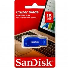 USB флеш-накопитель SanDisk Cruzer Blade 16Gb