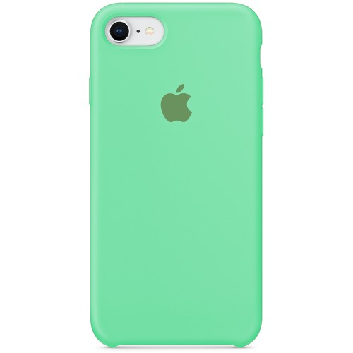 Силиконовый чехол Original Case Apple iPhone 7 / 8 (49) Aquamarine