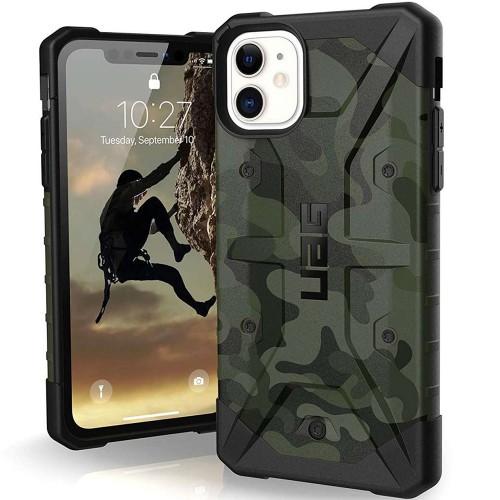 Чехол Armor UAG Сamouflage Case Apple iPhone 11 (Зелёный)