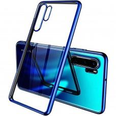 Силикон UMKU Line Huawei P30 Pro (Синий)