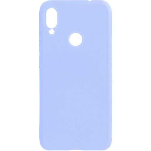 Силиконовый чехол iNavi Color Xiaomi Redmi Note 7 (фиолетовый)