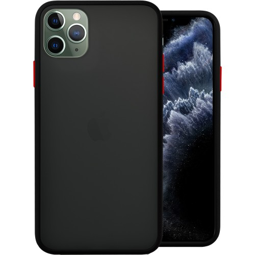 Накладка Totu Gingle Series Apple iPhone 11 Pro Max (Чёрный)