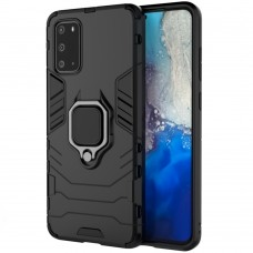 Бронь-чехол Ring Armor Case Samsung Galaxy S20 (Чёрный)