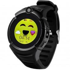 Детские смарт-часы Smart Baby Watch Q360 (Black)