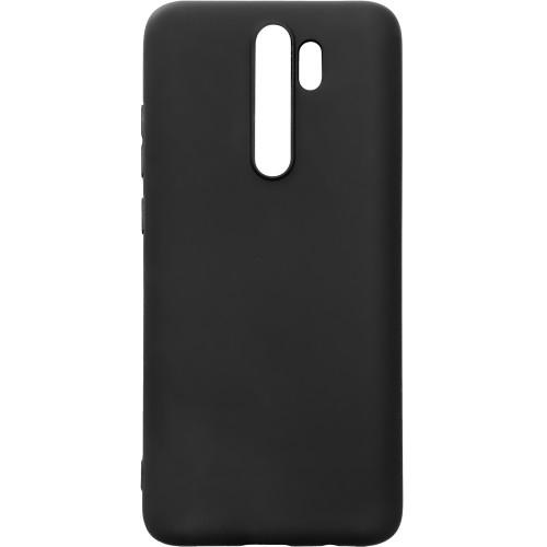 Силикон iNavi Color Xiaomi Redmi Note 8 Pro (Черный)