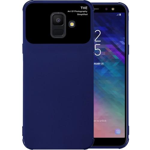 Накладка Art of Photography Samsung Galaxy A6 (2018) A600 (Синий)