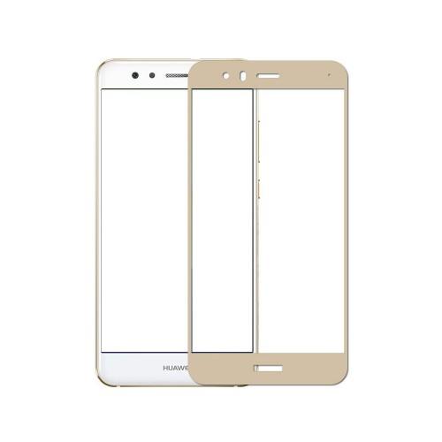 Стекло 5D Huawei P10 Lite Gold