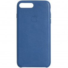 Чехол Leather Case for Apple IPhone 7 Plus / 8 Plus (Electric Blue)