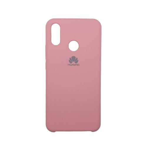 Силикон Original Case Huawei P Smart Plus (Розовый)