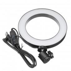 Набор для съемки LED-лампа Dimmable (36 cm) (Чёрный)