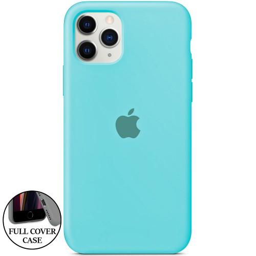 Силикон Original Round Case Apple iPhone 11 Pro Max (23)