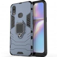 Бронь-чехол Ring Armor Case Samsung Galaxy A10s (2019) (Пыльная бирюза)