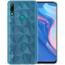 Силикон Prism Case Huawei P Smart Z (Синий)