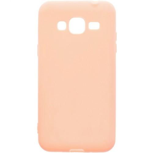 Силикон iNavi Color Samsung Galaxy J3 (2016) J320 (розовый)