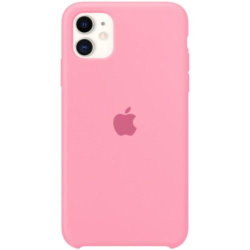Силиконовый чехол Original Case Apple iPhone 11 (36) Candy Pink