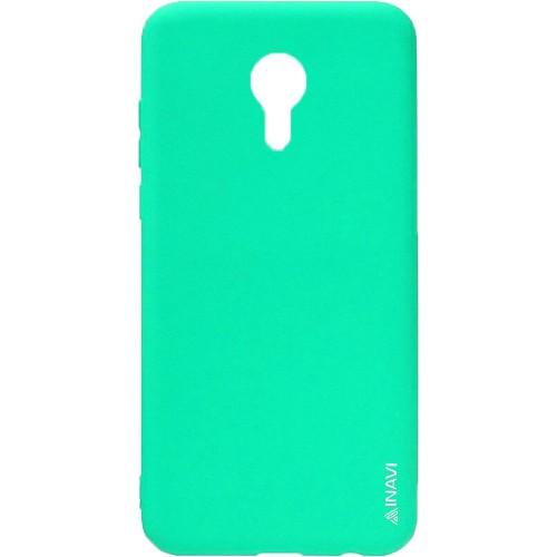 Силикон iNavi Color Meizu M2 Mini (Бирюзовый)