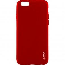 Силиконовый чехол iNavi Color Meizu U10 (Красный)
