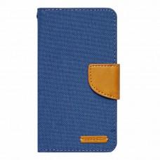 Чехол-книжка Goospery Canvas Diary Meizu  M5 Note (Синий)
