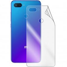 Защитная плёнка Hydrogel HD Xiaomi Mi8 Lite (задняя)