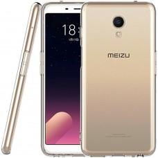 Силиконовый чехол Original Meizu M6s (Прозрачный)