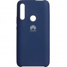 Силикон Original 360 Case Huawei P Smart Z (Тёмно-синий)