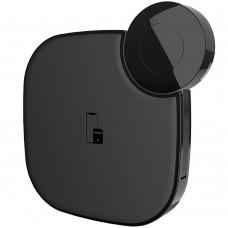 Беспроводное зарядное устройство Hoco S5 Rich Power (2в1) (Чёрный)