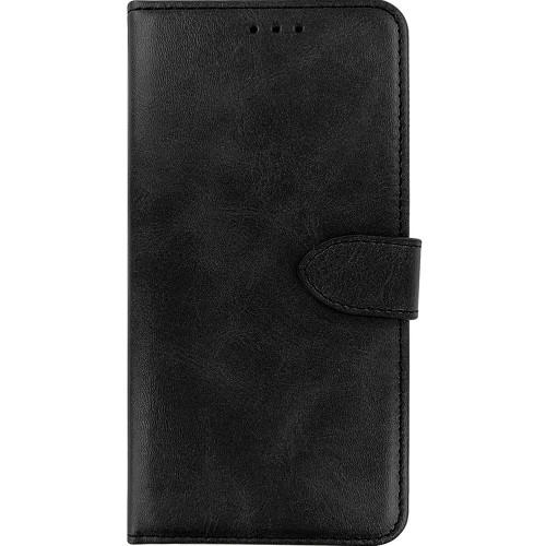 Чехол-книжка Leather Book Xiaomi Redmi 4x (Чёрный)