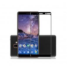 5D Стекло Nokia 7 Plus Black
