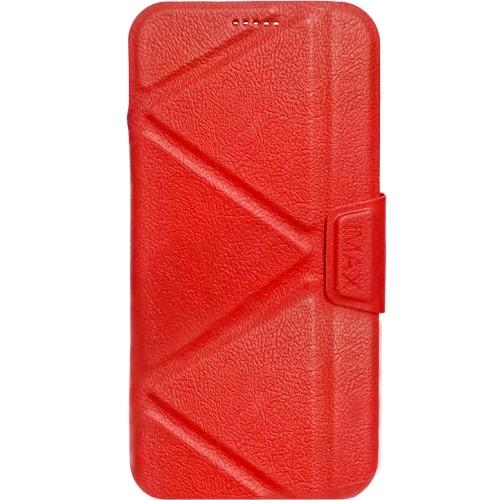 Чехол-книжка IMAX Xiaomi Redmi 4x Red