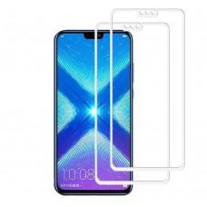 5D Стекло Huawei Honor 8X White