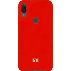 Силикон Original Case Xiaomi Mi Play (Красный)