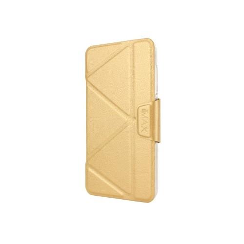Чехол-книжка IMAX Xiaomi Redmi Note 4x Gold