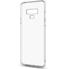 Силиконовый чехол Air Case Samsung Galaxy Note 9 (прозрачный)