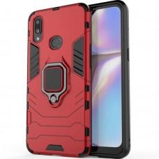 Бронь-чехол Ring Armor Case Samsung Galaxy A10s (2019) (Красный)