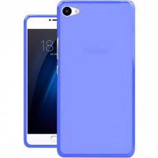 Силиконовый чехол Original Meizu U10 (Blue)