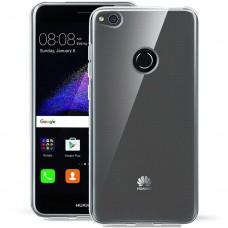 Силикон WS Huawei P8 Lite (2017) (Белый матовый)