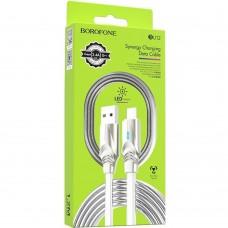 USB-кабель Borofone BU12 Synergy (MicroUSB)