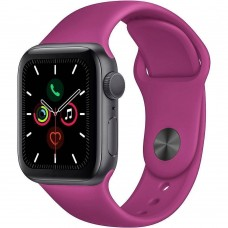 Ремешок Apple Watch Silicone 42 / 44mm (58) Raspberry